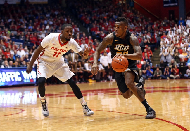 VCU vs. Dayton - 1/27/17 College Basketball Pick, Odds, and Prediction