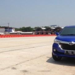 Uji Tabrak Grand New Avanza G At Menyiksa Mesin Baru Di Cirebon Viva Performa Ke