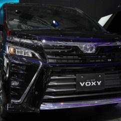 Fitur All New Alphard Review Kijang Innova 2016 Bedah Voxy Toyota Versi Murah Viva Baby