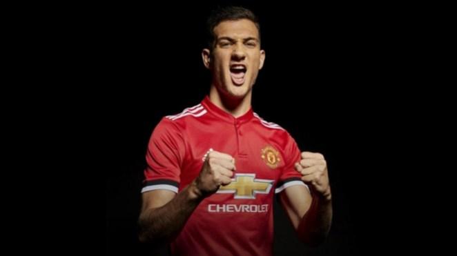 Bek Manchester United, Diogo Dalot