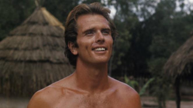 Ron Ely, pemeran Tarzan tahun 1960-an