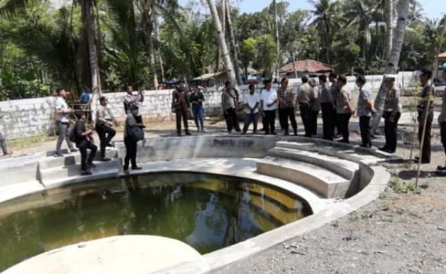 Fakta Baru Keberadaan Keraton Agung Sejagat Terkecoh Air
