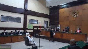 Panas, Habib Rizieq Kepada Jaksa: Anda kriminal di maulid Nabi