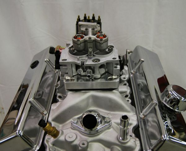 Fuel Injection Conversion - Year of Clean Water
