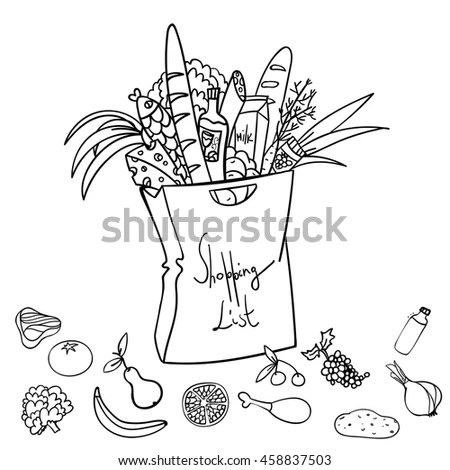 Logos Food Coloring Coloring Pages