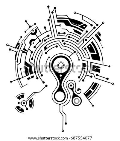 Httpsewiringdiagram Herokuapp Compostcircuit Diagram Tattoo
