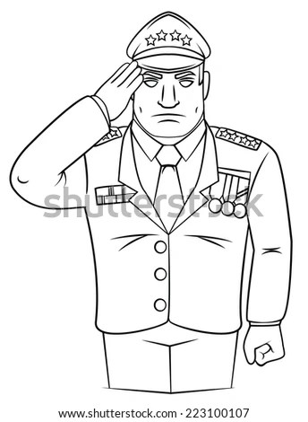 Army General Stock Images, Royalty-Free Images & Vectors
