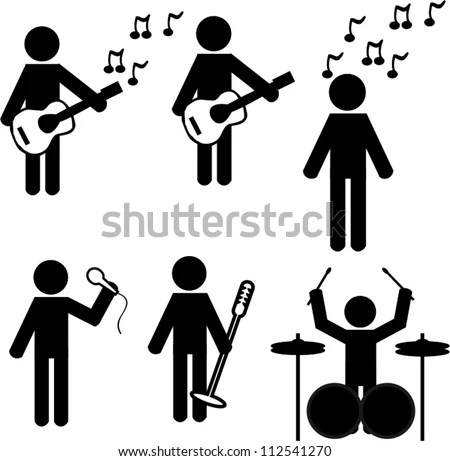 Band Icon Stock Images, Royalty-Free Images & Vectors