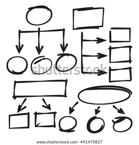 Process Flow Chart Stock Images, Royalty-Free Images
