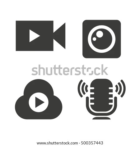 Live Icon Stock Images, Royalty-Free Images & Vectors