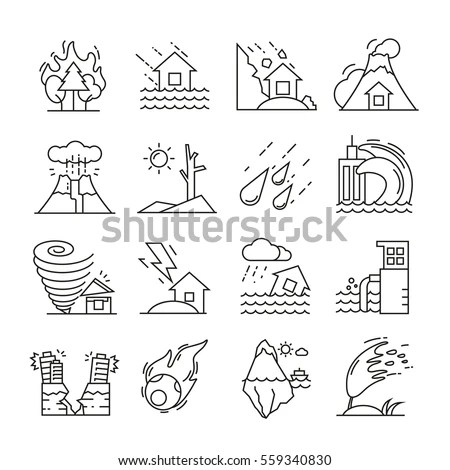 Disasters Stock Images, Royalty-Free Images & Vectors