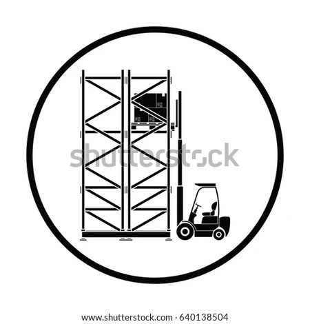 Forklift Truck Stock Images, Royalty-Free Images & Vectors