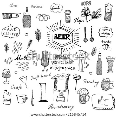 Brew Stock Photos, Royalty-Free Images & Vectors