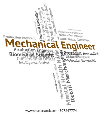 Mechanical Engineering Jobs Stock Photos, Images