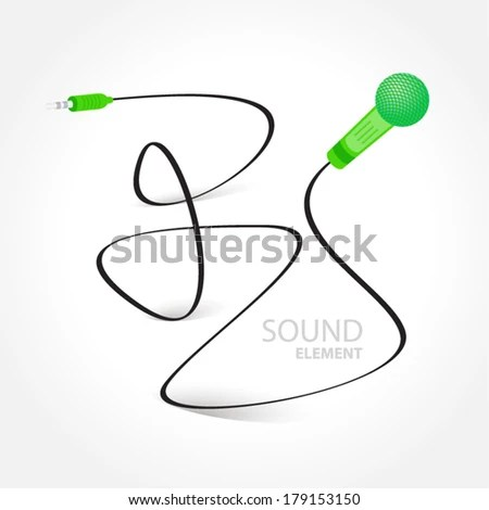 Microphone Wire Stock Images, Royalty-Free Images