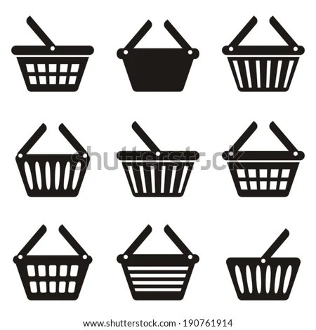 Basket Stock Images, Royalty-Free Images & Vectors