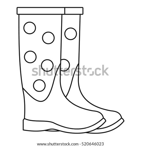 Plastic Boots Stock Photos, Royalty-Free Images & Vectors