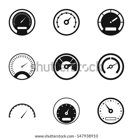 Measure Icon Stock Images, Royalty-Free Images & Vectors