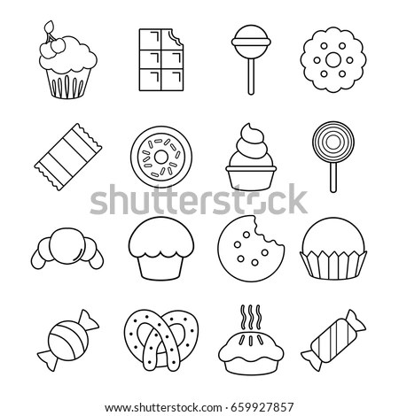 Sweets Candy Stock Images, Royalty-Free Images & Vectors