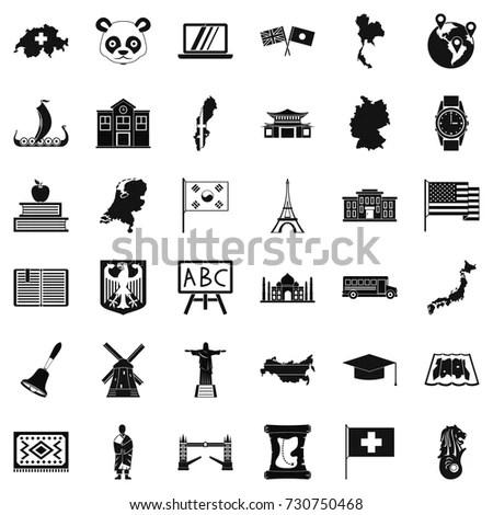 Location Mark Icon Education Icon Wiring Diagram ~ Odicis