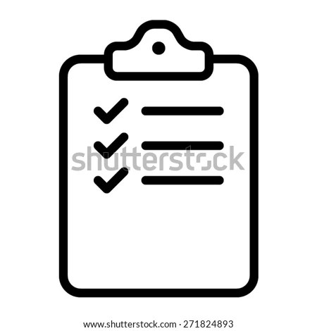 Clipboard Stock Photos, Royalty-Free Images & Vectors