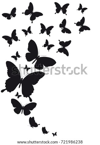 Flying Butterfly Stock Images, Royalty-Free Images