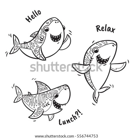 Baby Shark Stock Images Royalty Free Images Amp Vectors