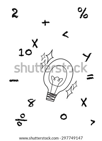 Math Concept Stock Images, Royalty-Free Images & Vectors