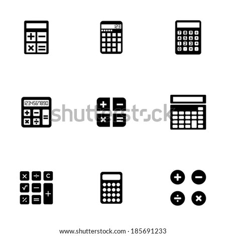 Math Icon Stock Images, Royalty-Free Images & Vectors