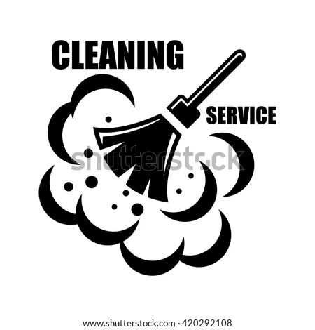 Cleaning Logo Stock Images, Royalty-Free Images & Vectors