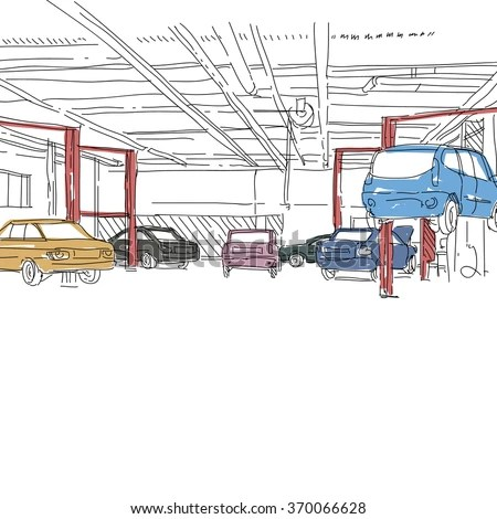 Car Garage Stock Photos Images  Pictures  Shutterstock