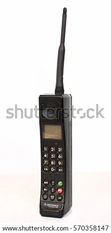 Old Cell Phone Stock Images, Royalty-Free Images & Vectors