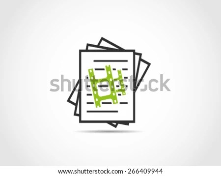 Movie Script Stock Images, Royalty-Free Images & Vectors