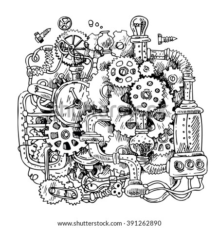 Clockwork Stock Photos, Royalty-Free Images & Vectors
