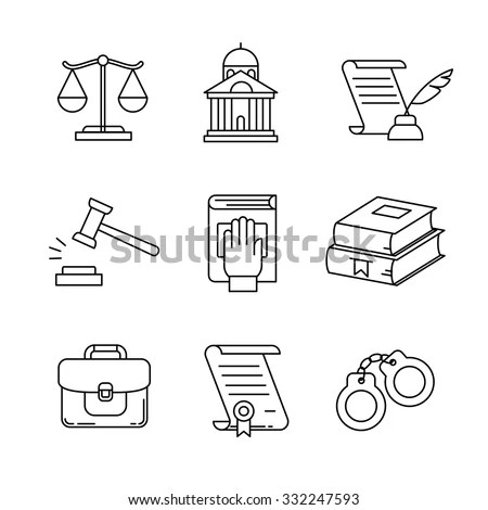 Lawyer Icon Stock Images, Royalty-Free Images & Vectors