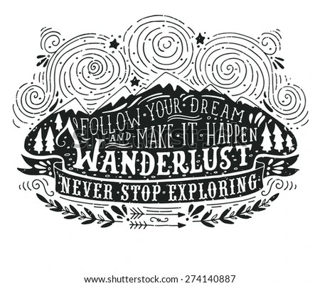 Wanderlust Stock Photos, Royalty-Free Images & Vectors