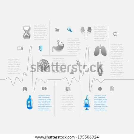 Affects Diabetes Infographics Health Care Prevention Stock