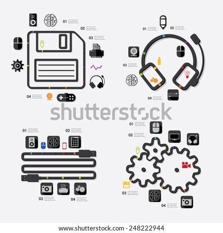 Engine Innovation Graphic Innovation Clip Art wiring