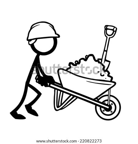 Manual Labor Figure Stock Images, Royalty-Free Images