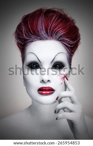 cursed woman stock photos royalty free images vectors shutterstock