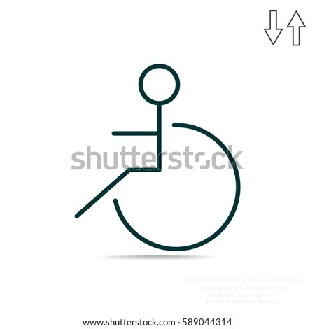 Cable Wires Wiring Logo Template Vector Stock Vector