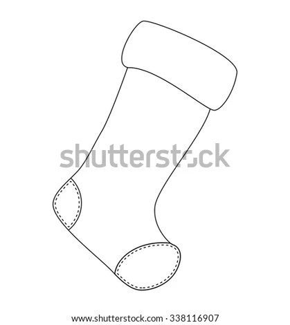 Xmas Stocking Stock Images, Royalty-Free Images & Vectors