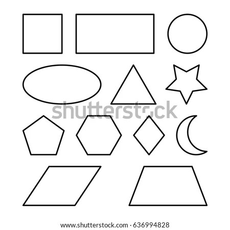 Basic Shapes Stock Images, Royalty-Free Images & Vectors