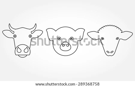 Pig Nose Stock Images, Royalty-Free Images & Vectors