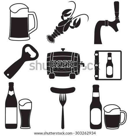 Cable Wire Computer Icons Black Background Stock Vector