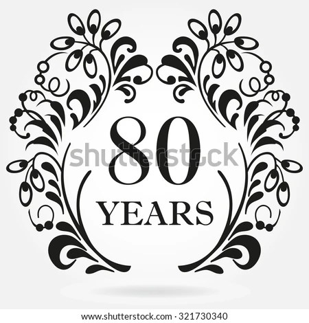 80th Birthday Stock Images Royalty Free Images Amp Vectors