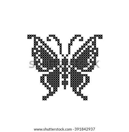 Cross-stitch Stock Photos, Royalty-Free Images & Vectors