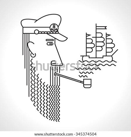 Man Old Pipe Smoking Stock Images, Royalty-Free Images