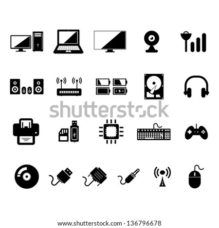 Processor Icon Stock Images, Royalty-Free Images & Vectors