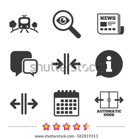Door Icon Stock Images, Royalty-Free Images & Vectors
